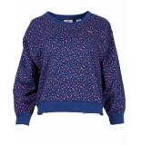 Levi's Levi's sweatshirt 77699-0000 blauw