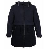 Esprit Coat 099ee1g043 blauw