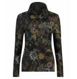 Bloomings T-shirt tlt401-101 groen