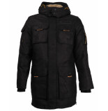 PME Legend Coat pja196109 zwart