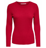 Only Pullover 15169458 onlnatalia rood