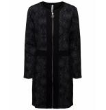 Zoso Vest 194scarlett zwart