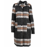 Etage Coat wol 19317491696 grijs