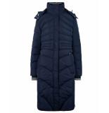 HV Polo Coat 0406103132 maddy blauw