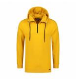Genti Hoody jersey yellow geel