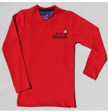 Boys in Control 305 rood shirt blauw