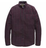 PME Legend T-shirts lange mouw 125133 rood
