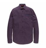 PME Legend T-shirts lange mouw 126486 bruin