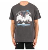 REPRESENT Thoroughbred t-shirt zwart