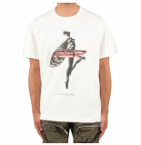 REPRESENT Never coin down t-shirt wit