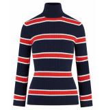 HV Polo Pullover 0401103160 rita blauw