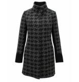 Lebek Coat 30230019 grijs