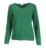 Bloomings Pullover slk20-7072 groen