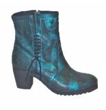 Texel Footwear enkellaars groen
