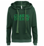 Summum 3s4315-30076 670 hoodie chasing dreams forest green