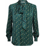 Summum 2s2312-10982 670 blouse bits and rounds forest green