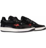 Antony Morato Sneakers black 9000 zwart