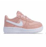 Nike Force 1 pe td bv0066-600 / wit roze