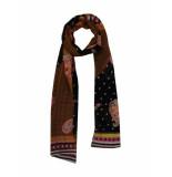 Kyra & Ko Molly shawl zwart