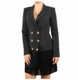 Elisabetta Franchi Moves Women's dress zwart