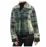 Elisabetta Franchi Moves Woen's knitted sweater groen