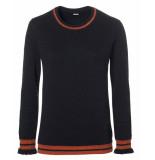 Nukus Shirt 19581205 tobie zwart
