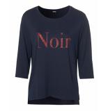 Nukus Shirt 1957127 noir blauw