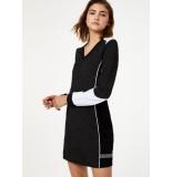Liu Jo Sport jurk zwart / wit