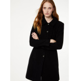 Liu Jo Coat rush winter zwart
