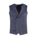 Gabbiano Gilet navy-grey blauw