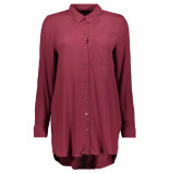 Only Onynara ls shirt wvn 15186944 chocolate tuffle roze