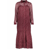 Only Onlkim ls dress wvn 15184670 tawny port/blooming roze