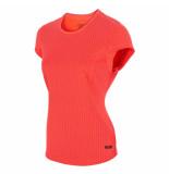 Sjeng Sports Ss lady tee branian plus 041013 oranje
