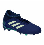 Adidas Predator 18.3 fg j cp9012 blauw