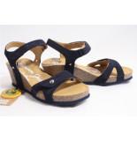 Panama Jack Julia menorca b2 sandalen blauw
