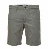 Selected Homme chris shorts groen