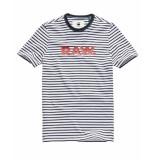 G-Star T-shirt d15246-b583-a666 blauw