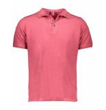 BoB Polo korte mouw ricky 559-m8 fragolo roze