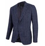 Cavallaro Cavallaro colbert rapallo jacket 1391024 blauw