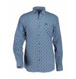 State of Art Overhemd france blue blauw