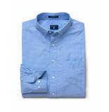 Gant Overhemd dizzy blue blauw
