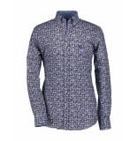 State of Art Overhemd finn blue blauw