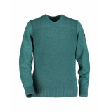 State of Art Trui knitted green groen