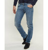 PT Jeans in doubt washed blue blauw