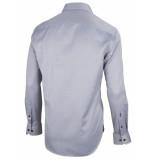 Cavallaro Cavallaro overhemd shirt 1095039-63000 blauw