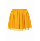 Looxs Revolution Tule rokje voor meisjes in de kleur geel