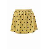 Looxs Revolution Wijd rokje voor meisjes in de kleur geel