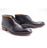 Van Bommel 10212/02 boots gekleed blauw