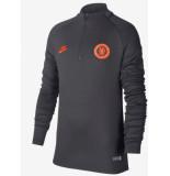 Nike Cfc y nk dry strke dril top aq0854-060 zwart