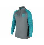 Nike Fcb y nk dry strke dril top aq0855-070 zwart